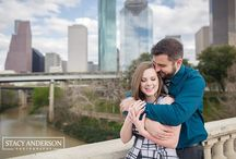Houston Heights - Engagement Sessions