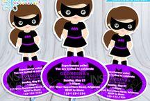 Reese's 3 Batman Party