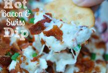 Recipes- Appy's & Dips  / by Jennifer Rushka