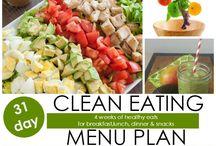 clean eatting