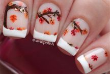 Nail ideas for seasons