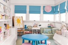 Playroom Ideas / by Barbara Burrows