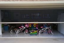 Home: Garage / by Michelle Loving My Life!