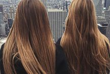 Hair / but what beautiful hair, it looks super bright ... soon I will have it):