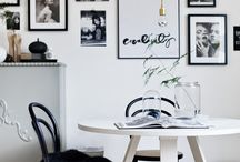 Interior design / Inspirations