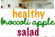 Healthy Lunches / Inspriation for healthy, simple, and delicious lunch ideas.