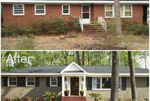Porch - Alabama house