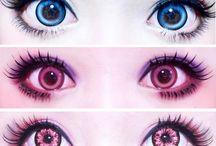 Women's Makeup/Lenses Asian
