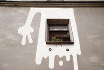 Street art / by Brigitte Boudrias