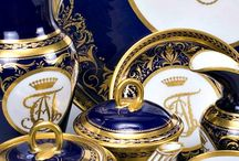 Porcelanas finas inglesas