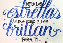 HAND LETTERING by PATTY TANÚZ