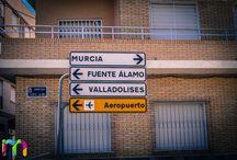 Paseo por el aeropuerto de Corvera / Aunque está cerrado, hemos dado una vuelta por el aeropuerto de Corvera a ver que tal va todo. Instalaciones sobresalientes, solo falta...¡que lo abran!