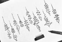 tattoo: unalome