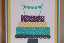 Stampin' UP! ~ Build a Birthday