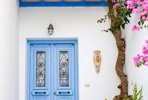 Estilo construções Grécia