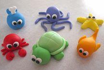 sea creatures party