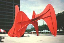 Arte Cinético ( Calder )