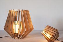 Mooie interieur-elementen / Verlichting, meubels etc
