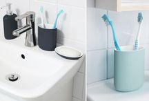 Ново за банята през август / Продължаваме със свежите малки идеи, които можеш да ползваш, за да дадеш нов облик на банята. И то съвсем бързо, без прашни ремонти.