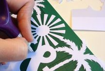 Kyleigh's Papercutting Workshops
