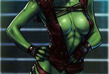 ⭐ Gamora