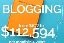 Blogging can make Big Money / How exactly blogging makes some huge amount of money? here we pin every tip that helps in making money from blogging