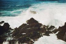морское / море, волны