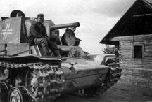 Beute Panzer KV-1