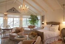 Dream rooms  / The ceiling makes a huge impact on these inspirational spaces. / by Armstrong Ceilings for the Home