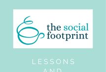 The Social Footprint - Online Lessons and Courses / Classes and resources for loving your life online at www.thesocialfootprint.com. We provide online lessons and courses on writing, photography, graphics and social media plus we have a cool community that we'd love to have you join. All you need to blog creatively and be creative and blog. / by Inside the Travel Lab - Abi King