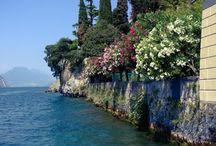 Podróże - Jezioro Garda