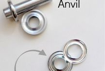 How to put a grommet on