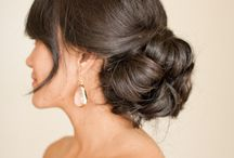 Bridal Hairstyles and Makeup!