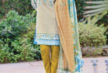 Printed Chiffon Collection / Celebrating the spirit of spring through the beauty of florals and vibrancy of the season's color palette. Collection includes printed chiffon dupatta with printed lawn shirt and dyed shalwar.  Shop Online: www.alkaramstudio.com Download Mobile App for FREE: www.alkaramstudio.com/downloadapp.html