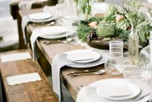 Farm to Table Wedding Inspiration