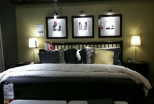 Home: Bedroom / by Spiffy Tiffy