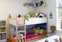 Young child room / Young child room design, boy room design, girl room design, ideas and inspirations:)