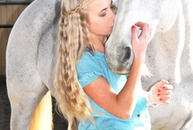 Photography - children/teens and horses / photography ideas for candid shots / posed shots  including children / teens and horses
