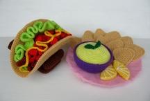 crochet dips & sauces