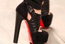 SHOES!!! <3 / by Monica Huckabee