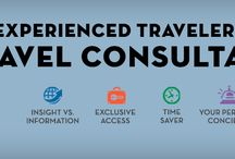 Why use your local travel consultant? / There's a time and place for using a travel consultant. It's not for everyone. Here are some reasons we're coming back strong.