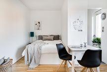 Tips para decorar mini apartamentos / ¿Vives en un mini piso? Descubre las mejores ideas para decorar tu pequeño pero gran hogar
