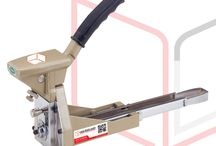 Manual, Pneumatic & Bottom Staplers