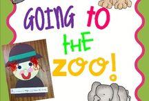 It's a Zoo! / by Maureen Leitao