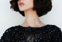 Mechas cabelos curtos ondulados