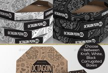 Kutu / box / packaging design