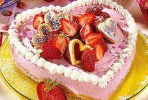 Torten / Herztorte