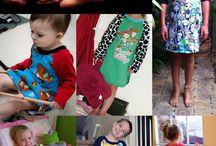 Nightgown and pijamas