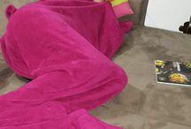 Blanket marmeid
