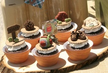 Hiking Party Inspiration / Ideas for a hiking or camping themed party. / by Lynlee's